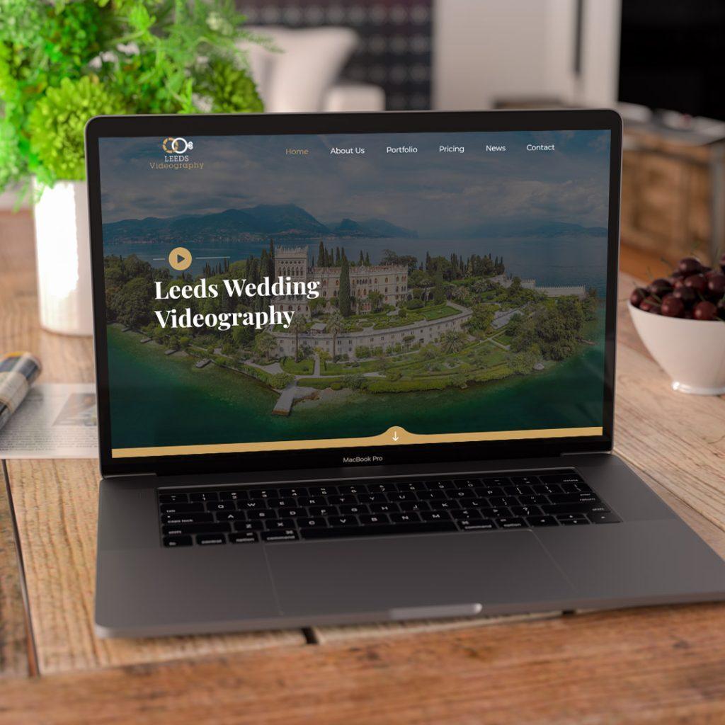 leeds videography website project by athena media web design huddersfield